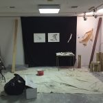 MFA in Studio Art at UConn