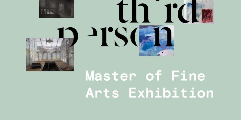 MFA Master of Fine Arts Exhibition