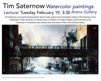 watercolor painting lecture